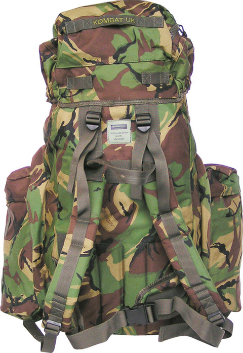 Full-size PLCE System 120ltr-DPM  Bag Kombat UK - The Back Alley Army Store