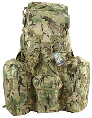 Full size PLCE System 120ltr-BTP  Bag Kombat UK - The Back Alley Army Store