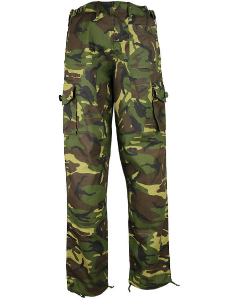 S95 Rip-stop trousers-DPM  Clothing Kombat UK - The Back Alley Army Store