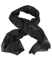 Tactical scarf-BTP Black