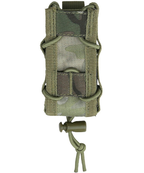 Single pistol mag pouch BTP Airsoft Kombat UK - The Back Alley Army Store