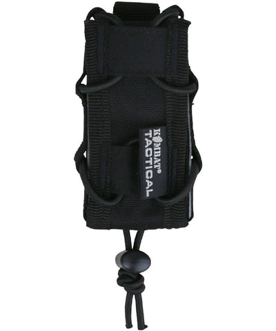 Single pistol mag pouch-Black