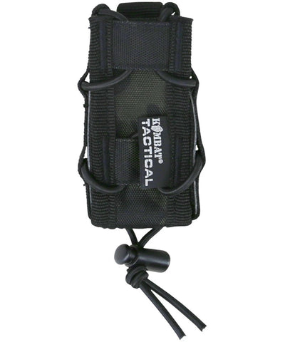 Single pistol mag pouch-BTP Black