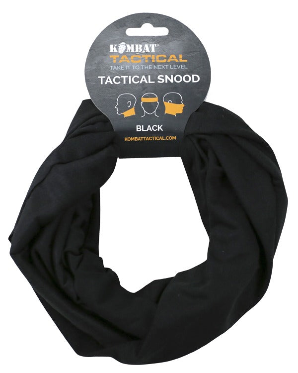 Tactical snood-Black