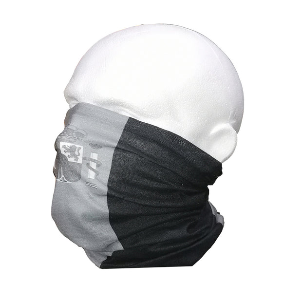 Spanish flag tactical snood