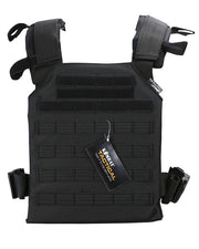Black molle vest  Equipment Kombat UK - The Back Alley Army Store