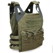 Viper-Special Ops plate carrier-Olive  Airsoft Viper Tactical - The Back Alley Army Store