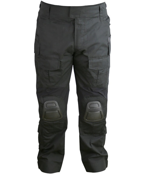 Spec-ops trouser-GEN 2 BLACK / S Clothing Kombat UK - The Back Alley Army Store