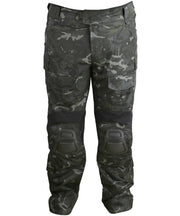 Spec-ops trouser-GEN 2 BTP BLACK / S Clothing Kombat UK - The Back Alley Army Store