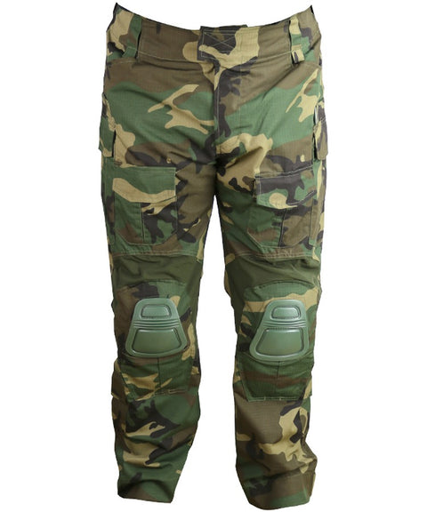 Spec-ops trouser-GEN 2 WOODLAND / S Clothing Kombat UK - The Back Alley Army Store