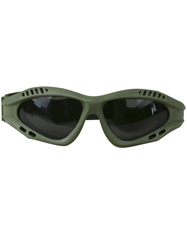 Spec-ops glasses  Airsoft Kombat UK - The Back Alley Army Store