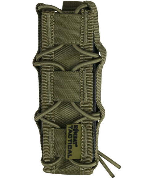 Spec.ops Extended pistol mag pouch COYOTE Airsoft Kombat UK - The Back Alley Army Store
