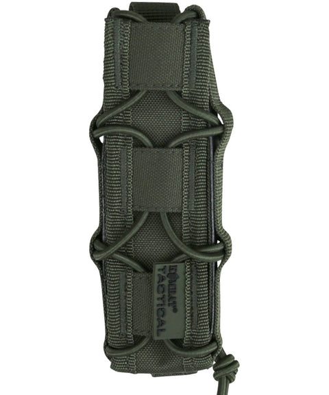 Spec.ops Extended pistol mag pouch OLIVE Airsoft Kombat UK - The Back Alley Army Store