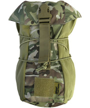 Stuffer pouch-btp british camo. For storing wet clothing airsoft utility pouch