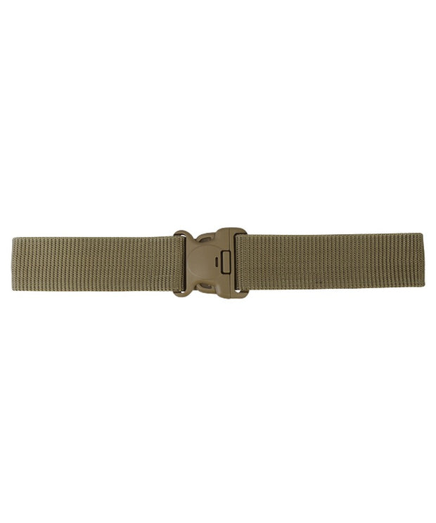SWAT Tactical belt COYOTE belts Kombat UK - The Back Alley Army Store