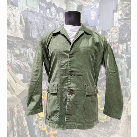 Swedish Army work jacket  Clothing Sourced by Back Alley - The Back Alley Army Store