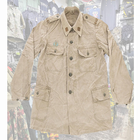 swedish army original hv field blouse field jacket