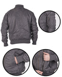 Tactical pilots jacket-Urban grey