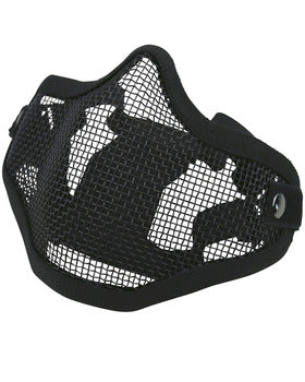 Tactical face mask-Black