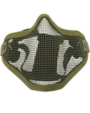 Tactical face mask-Coyote