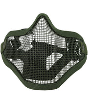 Tactical face mask-Olive