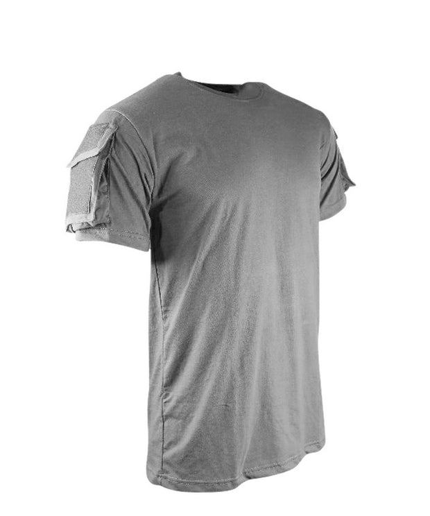 Tactical t-shirt- Gunmetal  Clothing Kombat UK - The Back Alley Army Store