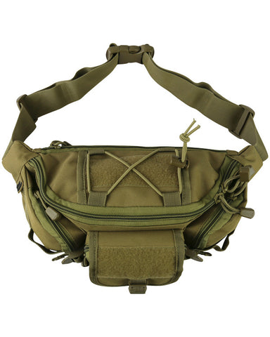 Tactical Waist Bag 3ltr-Coyote