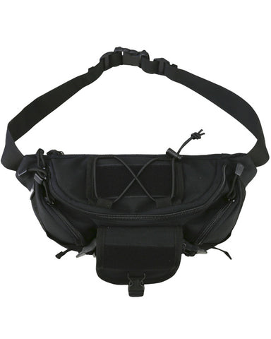 Tactical Waist Bag 3ltr- Black