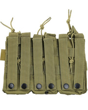 Triple duo mag pouch-Coyote