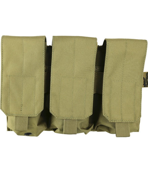 Triple ORIGINAL style mag pouch-Coyote