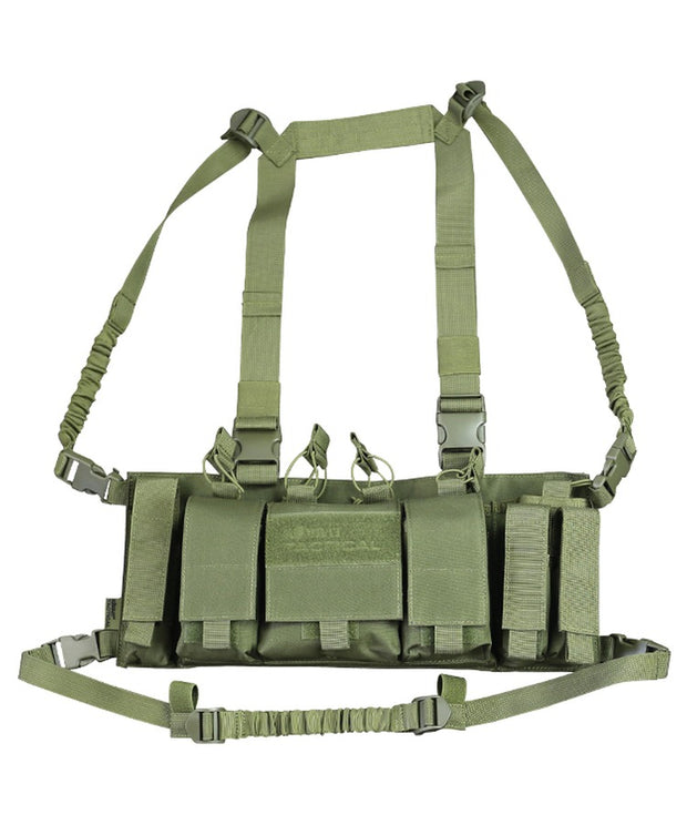 trojan airsoft chest rig