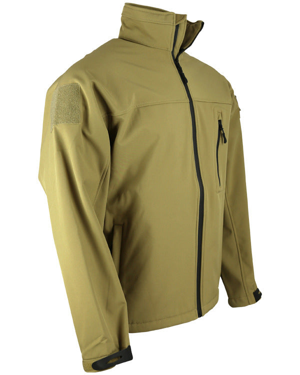 Trooper softshell sharkskin-Coyote