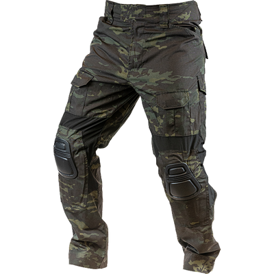 Viper-Gen2 Elite trousers-Vcam Black