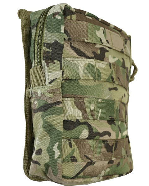 large molle compatible btp british camo pouch airsoft