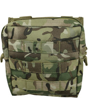 medium molle utility pouch btp british camo