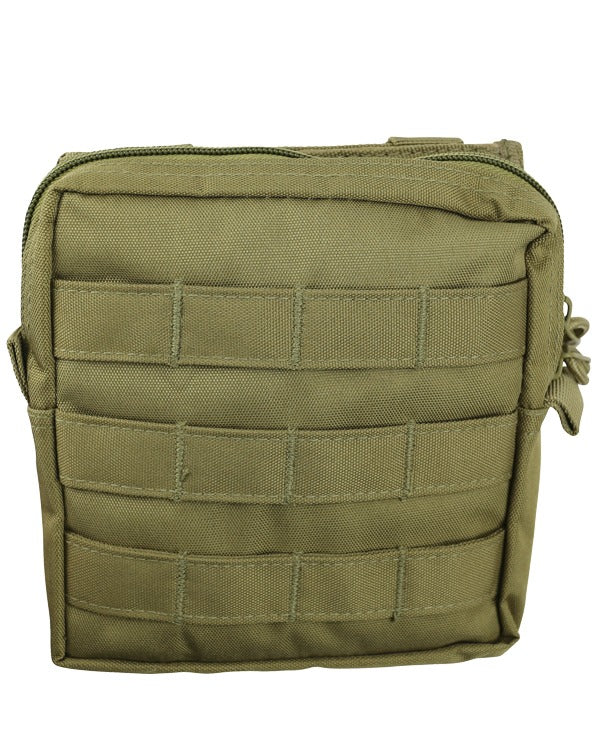 Molle utility pouch-medium-Coyote