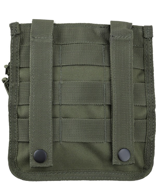 Molle utility pouch-medium-Olive