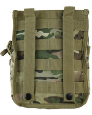 Molle utility pouch-Large  Airsoft Kombat UK - The Back Alley Army Store
