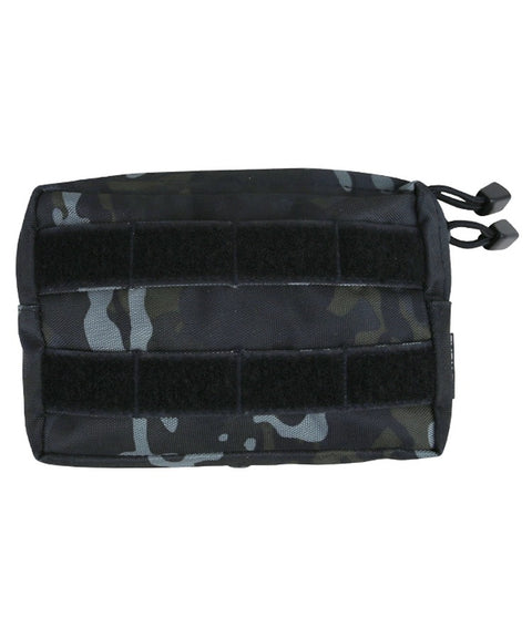 Molle utility pouch-small BTP BLACK Airsoft Kombat UK - The Back Alley Army Store