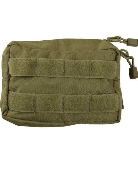 Molle utility pouch-small COYOTE Airsoft Kombat UK - The Back Alley Army Store