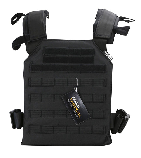 tactical vest with velcro  Equipment Kombat UK - The Back Alley Army Store