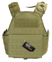 tan plate carrier  Equipment Kombat UK - The Back Alley Army Store