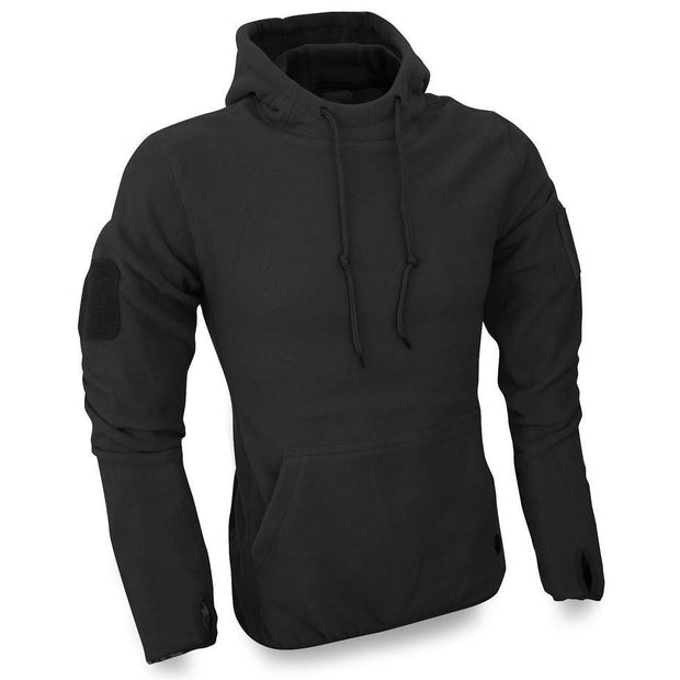 Viper-Fleece Hoodie S / Black Clothing Viper Tactical - The Back Alley Army Store