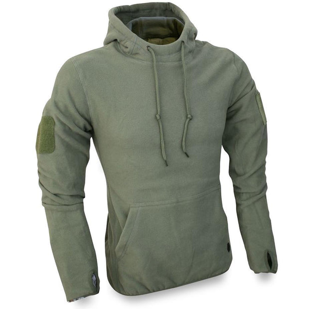 Viper-Fleece Hoodie S / Olive Clothing Viper Tactical - The Back Alley Army Store