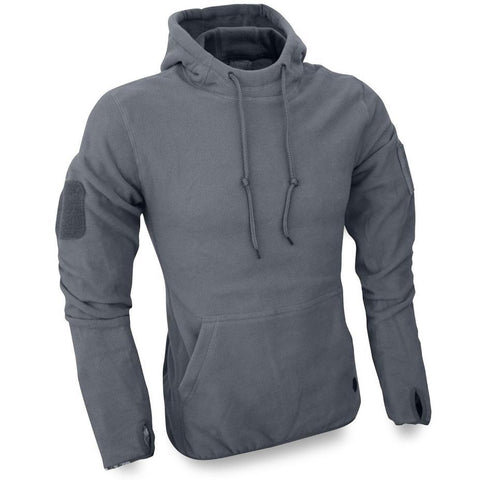 Viper-Fleece Hoodie S / Titanium Clothing Viper Tactical - The Back Alley Army Store