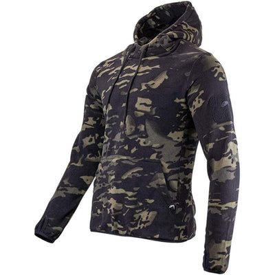 viper tactical multi cam black hoodie