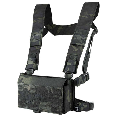 VX Buckle-Up utility rig VCAM BLACK Airsoft Viper Tactical - The Back Alley Army Store