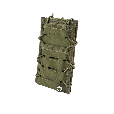 VX smart phone pouch OLIVE Airsoft Viper Tactical - The Back Alley Army Store