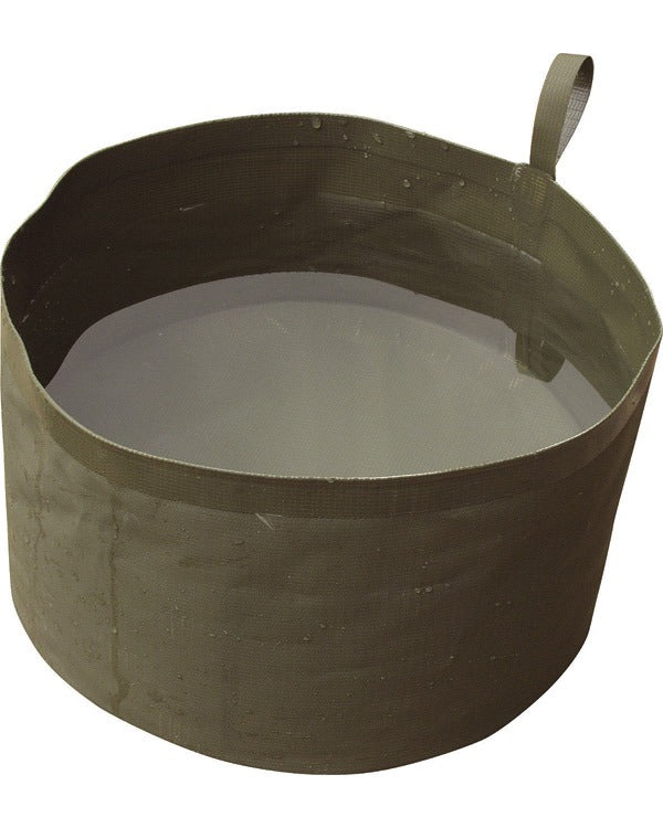 Collapsible water bowl  Equipment Kombat UK - The Back Alley Army Store