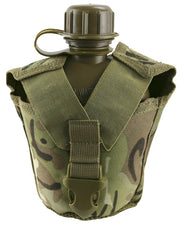Tactical water bottle